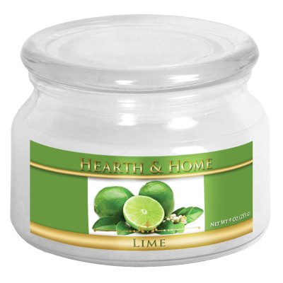 Lime - Small Jar Candle