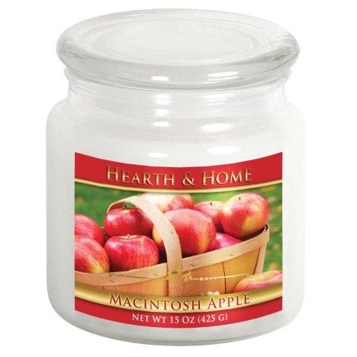 Macintosh Apple - Medium Jar Candle