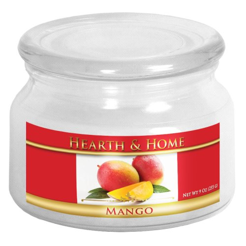 Mango - Small Jar Candle