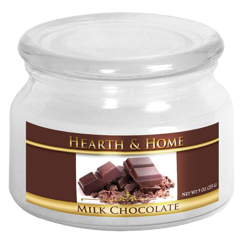 Milk Chocolate - Small Jar Candle