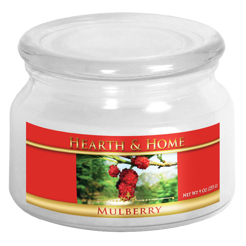 Mulberry - Small Jar Candle