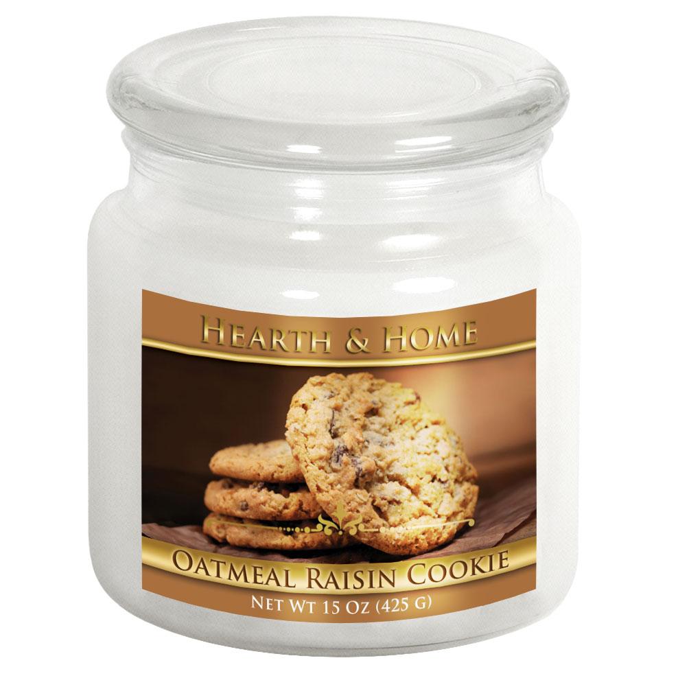 Oatmeal Raisin Cookie - Medium Jar Candle