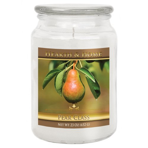 Pear Class - Large Jar Candle