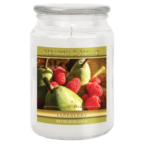 Pearberry - Large Jar Candle