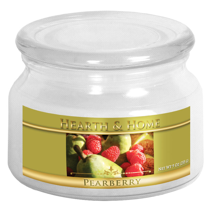 Pearberry - Small Jar Candle