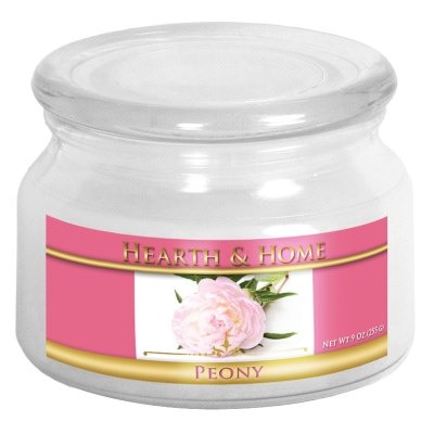 Peony - Small Jar Candle