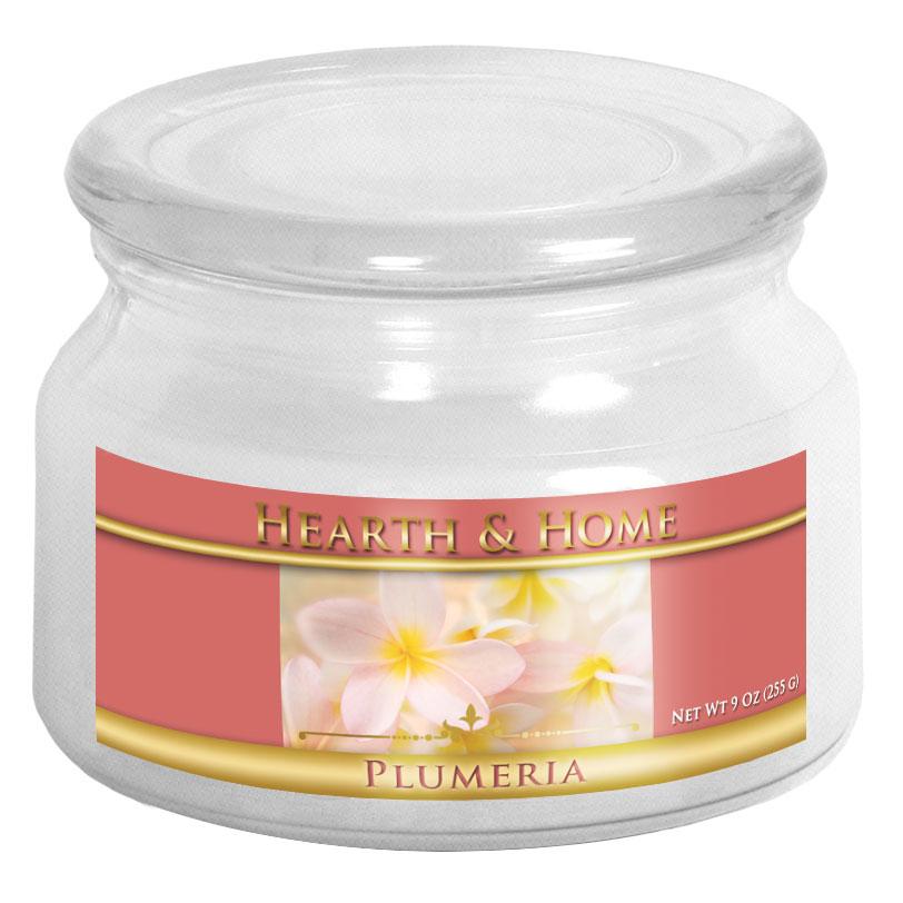 Plumeria - Small Jar Candle