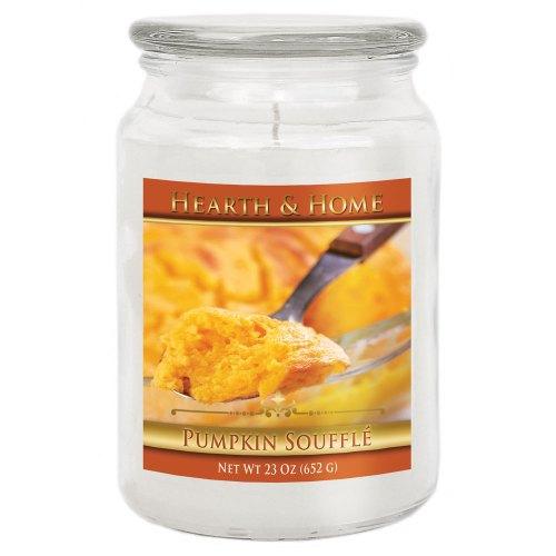 Pumpkin Soufflé - Large Jar Candle