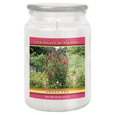 Sweet Pea - Large Jar Candle