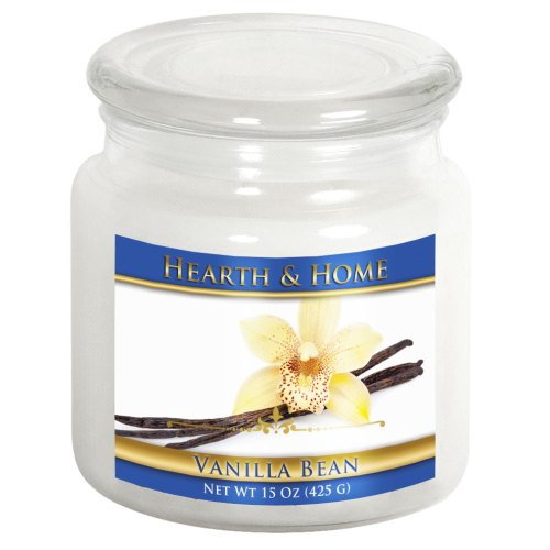 Vanilla Bean - Medium Jar Candle