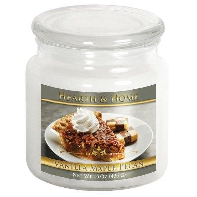 Vanilla Maple Pecan - Medium Jar Candle