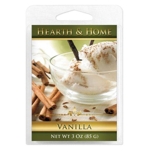 Vanilla Scented Wax Melt Cubes - 6 Pack