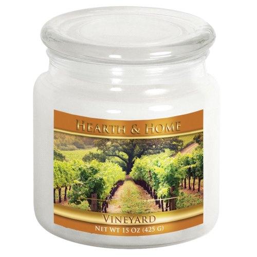 Vineyard - Medium Jar Candle