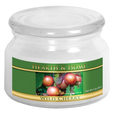 Wild Cherry - Small Jar Candle