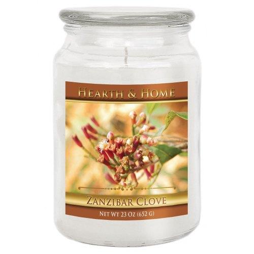 Zanzibar Clove - Large Jar Candle