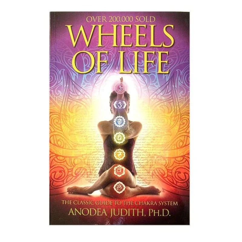 Front cover of Wheels of Life by Anodea Judith