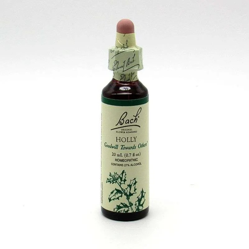 Bach Flower Remedy - Holly