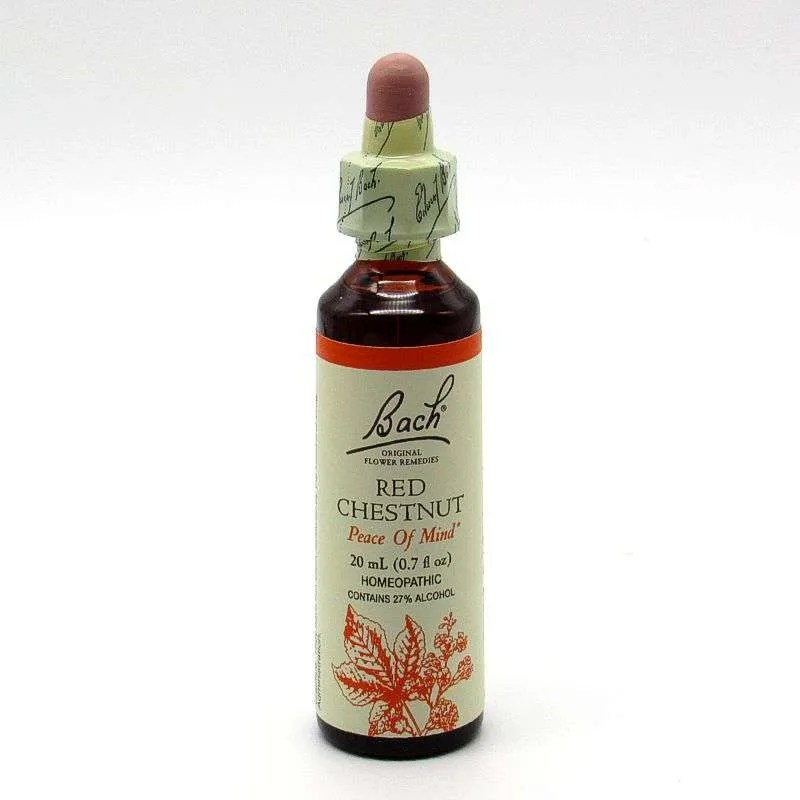 Bach Flower Remedy - Red Chestnut