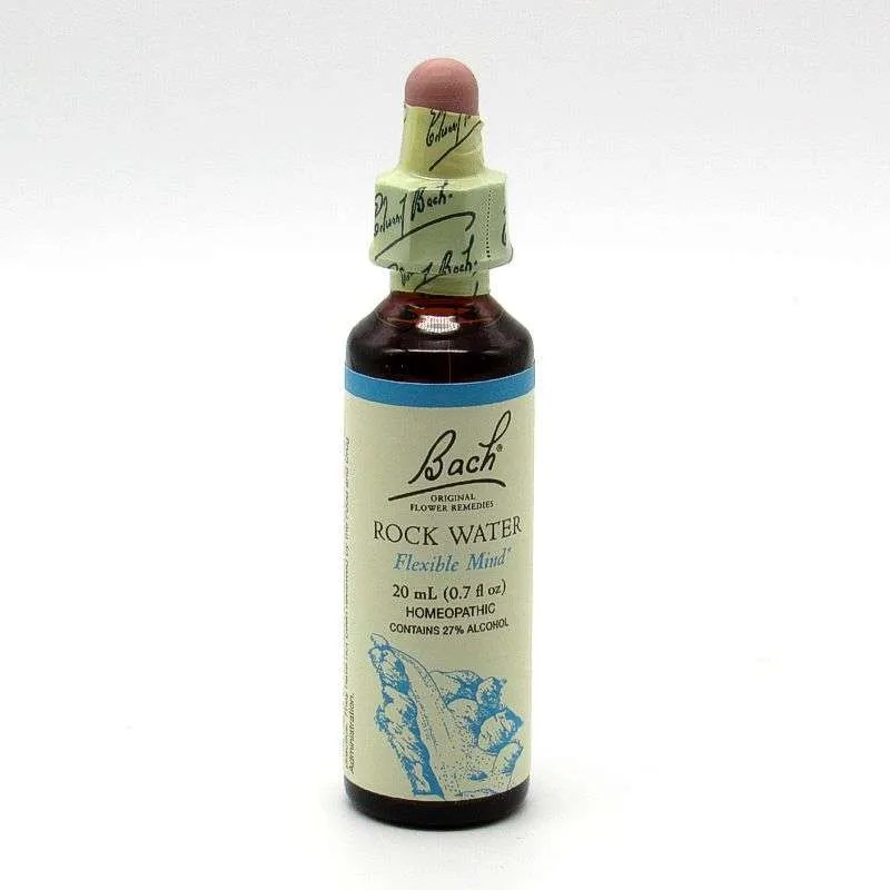 Bach Flower Remedy - Rock Water