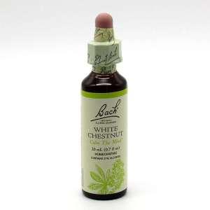Bach Flower Remedy - White Chestnut