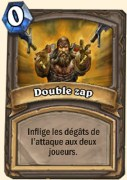 Double zap carte Hearthstone Mécazod