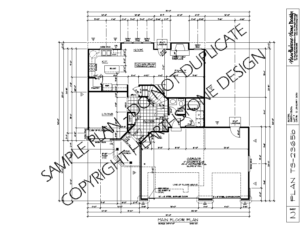 Example Plans