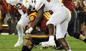 Texas LB Malik Jefferson
