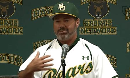 steve rodriguez baylor big 12 baseball power rankings