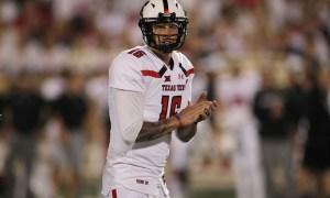 NCAA Football: Arizona State at Texas Tech