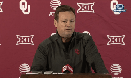 Bob Stoops national signing day