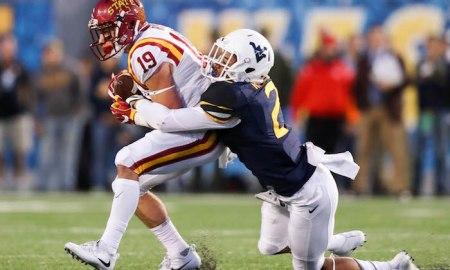 NCAA Football: Iowa State at West Virginia
