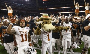 NCAA Football: Texas Bowl-Texas vs Missouri