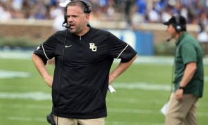 NCAA Football: Baylor at Duke