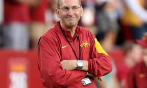 NCAA Football: Northern Iowa at Iowa State