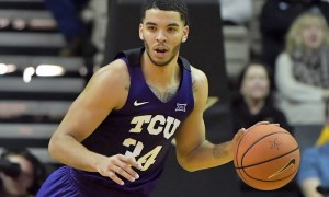 NCAA Basketball: Texas Christian at Vanderbilt