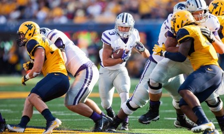NCAA Football: Kansas State at West Virginia