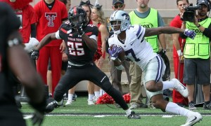 NCAA Football: Kansas State at Texas Tech