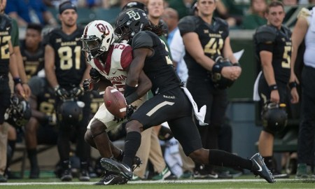 NCAA Football: Oklahoma at Baylor