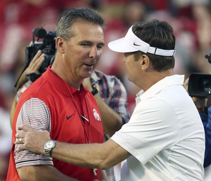 NCAA Football: Ohio State at Oklahoma