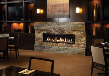 6015 High Output Linear Fireplace