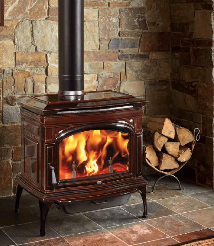 Lopi Cape Cod - Wood Stoves Heartland Hearth