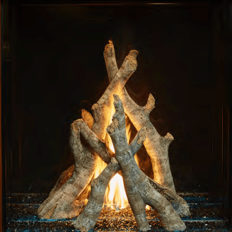 Maestro Custom Fireplace