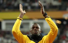 Usain Bolt, girlfriend have baby daughter