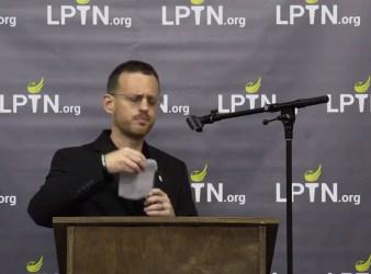 Spike Cohen Libertarian Illinois