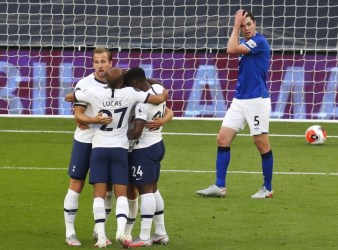 Tottenham Hotspur Everton