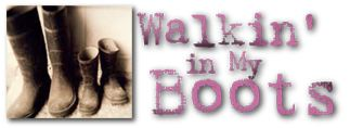 Walkin' in My Boots, by Phil Ware