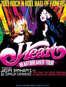HEARTBREAKER TOUR 2014?