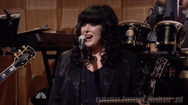 Ann Wilson with The Roots