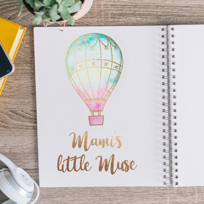 logo design for Mami's Little Muse (Esty baby clothing shop) by Heartmade.es - design for happiness