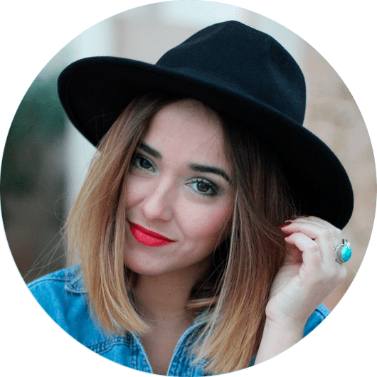 Cristina Martinez - make up artist website review for Heartmade - Claudia Orengo